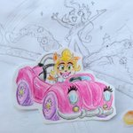 Image for the Tweet beginning: Baby Coco  #BabyCoco #Coco #CocoBandicoot #CrashTeamRacingNitroFueled