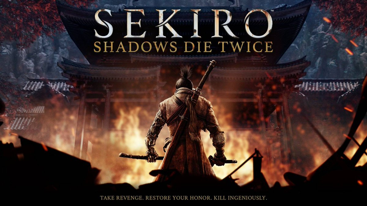 Hi gamers! Which wiki of ours do you visit the most? Pls share :)   A. Sekiro Wiki - http://ow.ly/ihkS30qvttb B. Dark Souls 3 Wiki - http://ow.ly/4rP730qvttx C. ESO Wiki - http://ow.ly/b5Qj30qvtul D. MHW: Iceborne Wiki - http://ow.ly/N71M30qvtur  #SEKIRO #darksouls3 #ESO #Icebornepic.twitter.com/7zSUS0a8yn