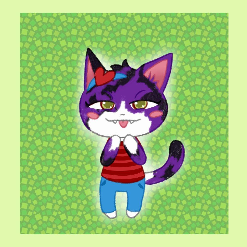 [22/23] @ vaune (no twitter?) as a tortoise shell cat :>pic.twitter.com/iTloN3qAzB