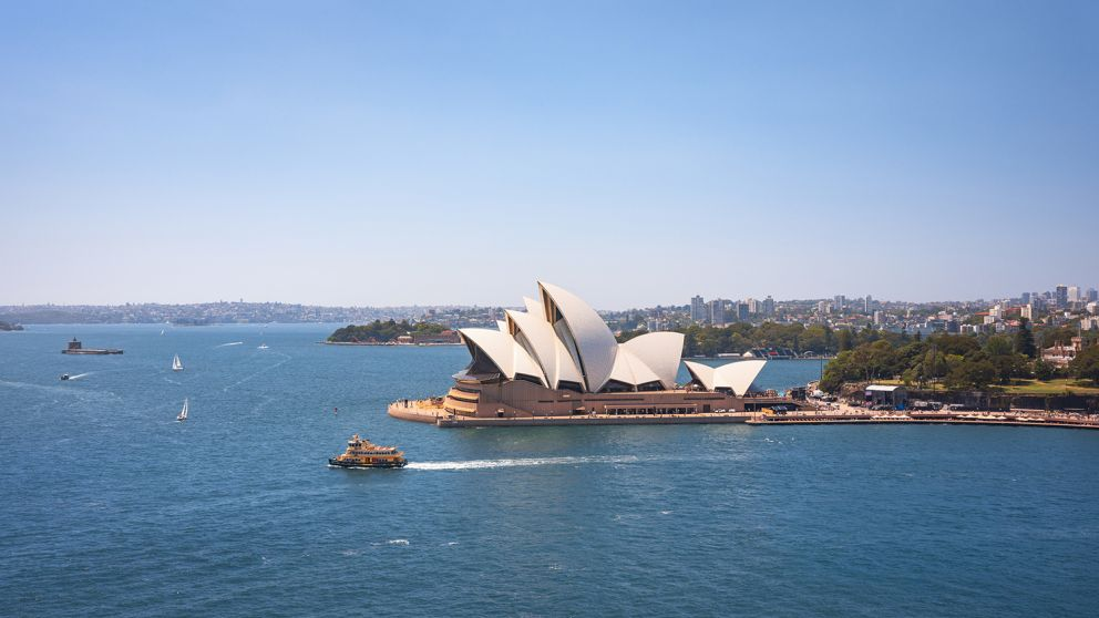 Sydney Opera House  #Australia #Sydney pic.twitter.com/bpWqWupfia