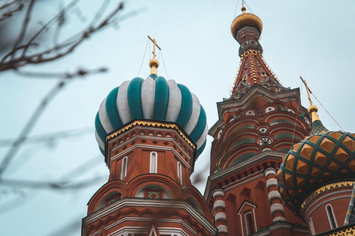 Saint Basil's Cathedral   N #Moscow pic.twitter.com/MTcn9Vig8L