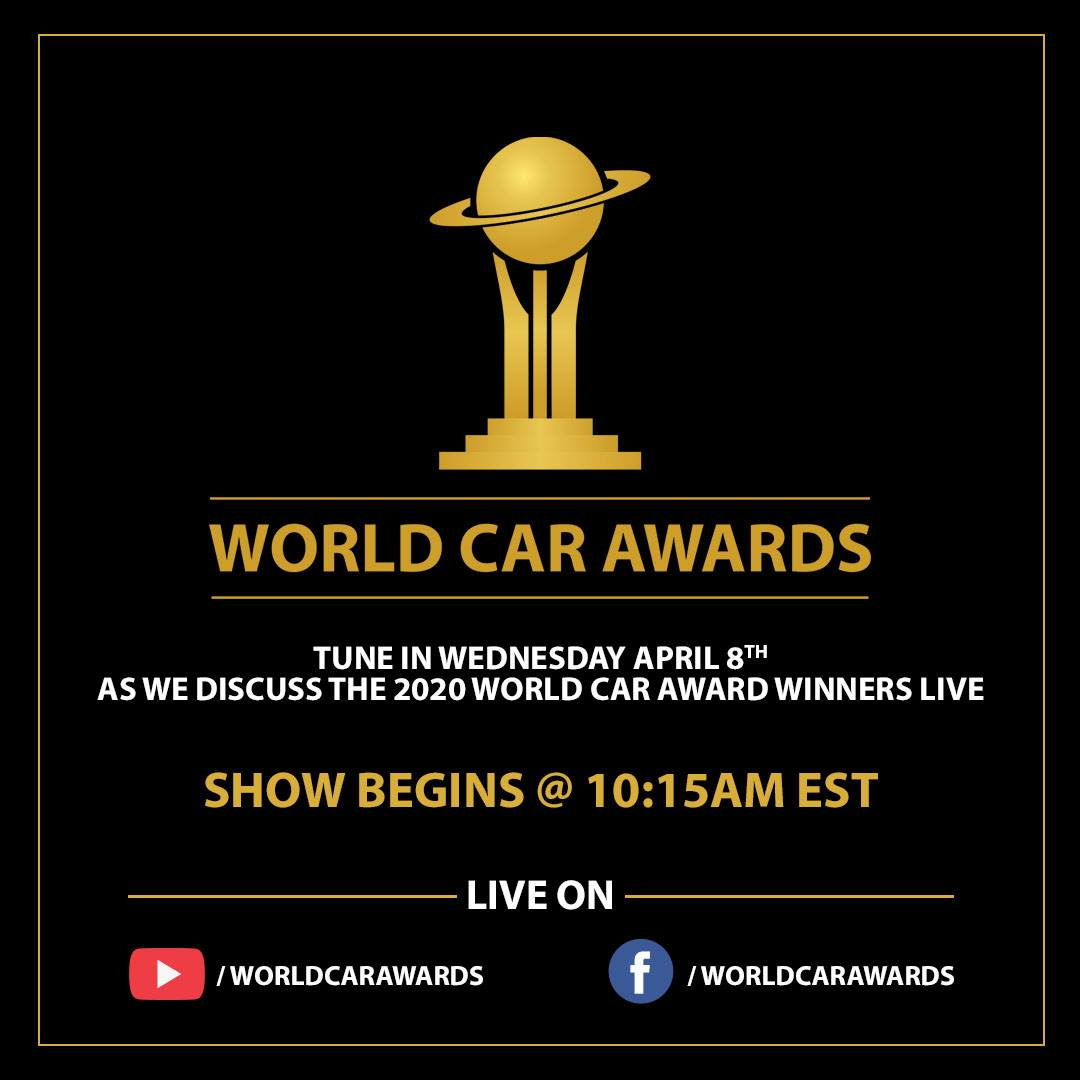 Will @Kia_Motors win #WorldCarAwards??? Find out LIVE April 8th 10:15AM ET on  @WorldCarAwards #Facebook (& @GirlsGuide2Cars, @MotoManTV #Youtube) - follow #WCOTY. Other noms include @Porsche @MazdaUSA @MercedesBenz @VWGroup #MiniCooper @Peugeot #WCOTYpic.twitter.com/Dqo2Fe8Tc6