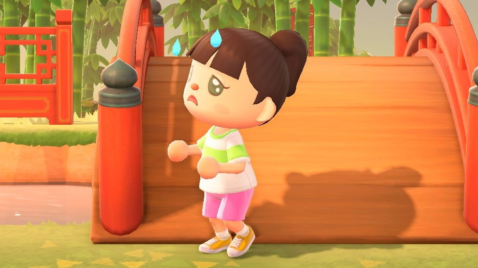 Jess On Twitter I Was Spirited Away To A Bath House Today And There I Met Chihiro Or Should I Say Sen Animalcrossing Animalcrossingdesigns Acnh Spiritedaway Studioghibli Https T Co Snhicg3e11