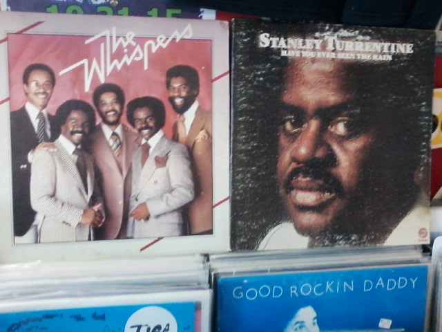 Happy Birthday to the late Nicholas Caldwell of the Whispers & the late Stanley Turrentine