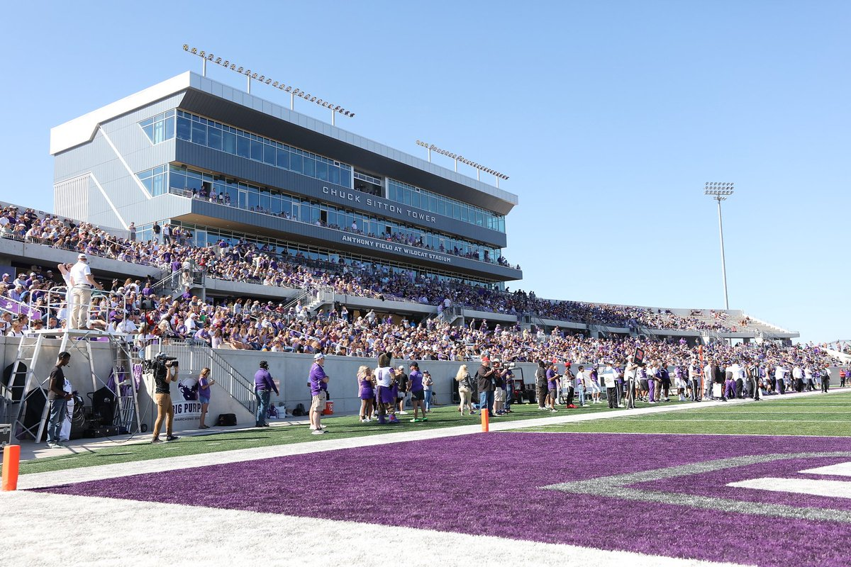 FIVE MONTHS TILL FOOTBALL! Check back later this week for a BIG announcement. @ACU_Football #GoWildcats<br>http://pic.twitter.com/mCHzMIScE3