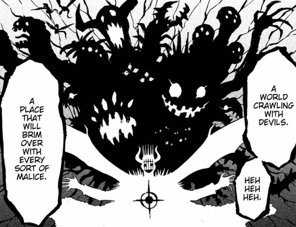 Shubhamsenpai Drawing Black Clover Hentai On Twitter Black Clover Chapter 246 Asta S Demon Cursing Asta Or Pissed Cause Of Lucifero And Dante S Recovery Magic Is Ugly Af Dante S Bored Plan Is