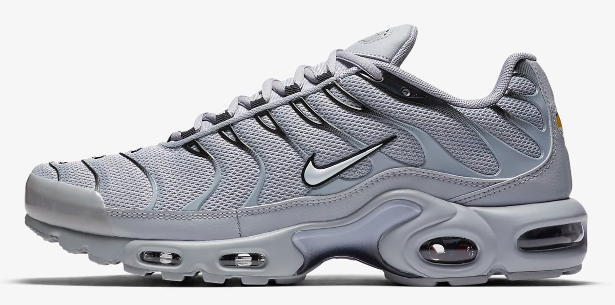 Justfreshkicks On Twitter Steal Nike Air Max Plus Wolf Grey Only 66 73 Free Shipping W Code Login25 Https T Co Sacy9fbx8h