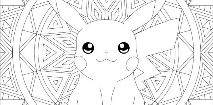 Immagini Pokemon Da Colorare.Pokemon Millennium On Twitter Centinaia Di Disegni Pokemon Da
