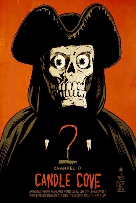 Loved the first season of @ChannelZeroSYFY  Artwork by @f_francavilla  • #channelzero #horror #syfy #HorrorArt #horrorfanpic.twitter.com/mRfcRruyxU