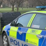 Image for the Tweet beginning: Policing the Meadows on a