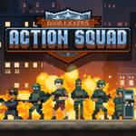 Image for the Tweet beginning: Side-scrolling shooter Door Kickers: Action