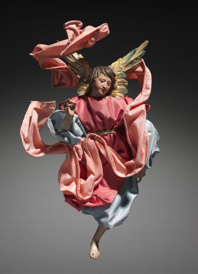 Figure from a Crèche: Angel, 1780-1830 https://clevelandart.org/art/1972.368.18 #clevelandart #museumarchivepic.twitter.com/adGusmbDOp