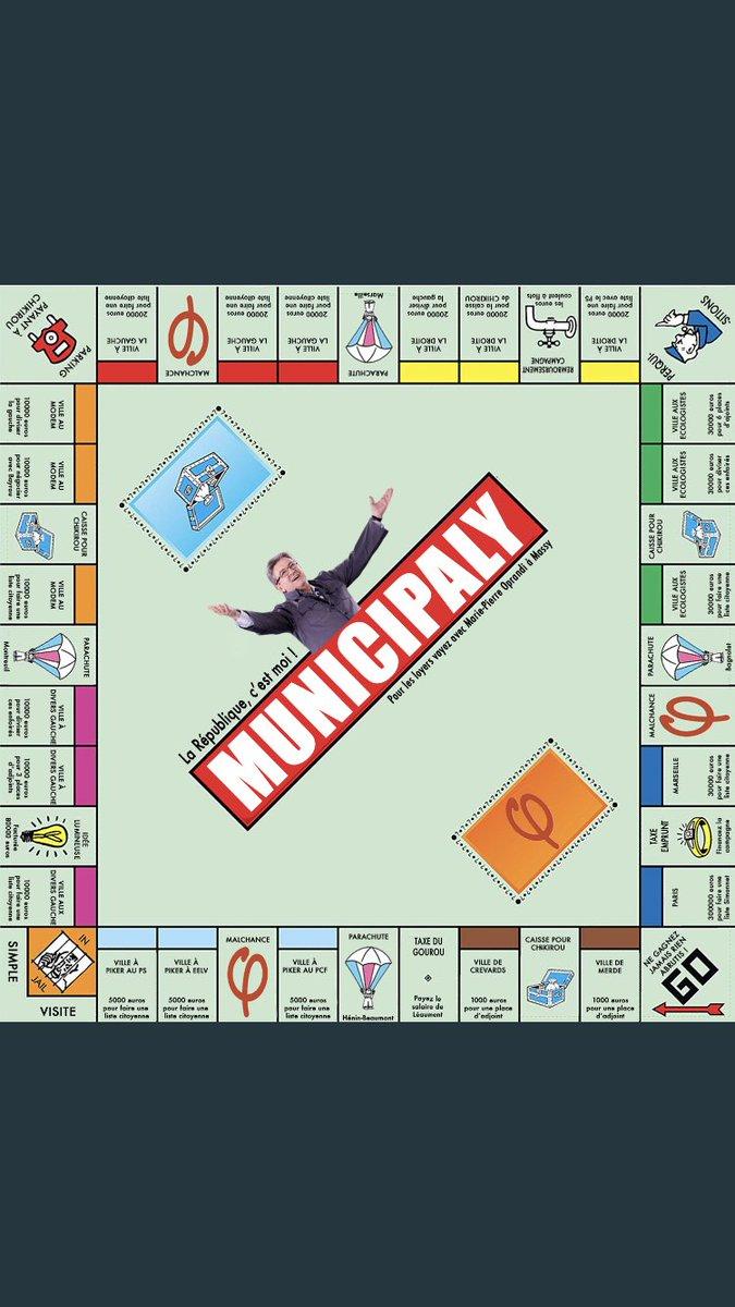 T'as joué au Monopoly ce we?pic.twitter.com/pMO9V9LtFF