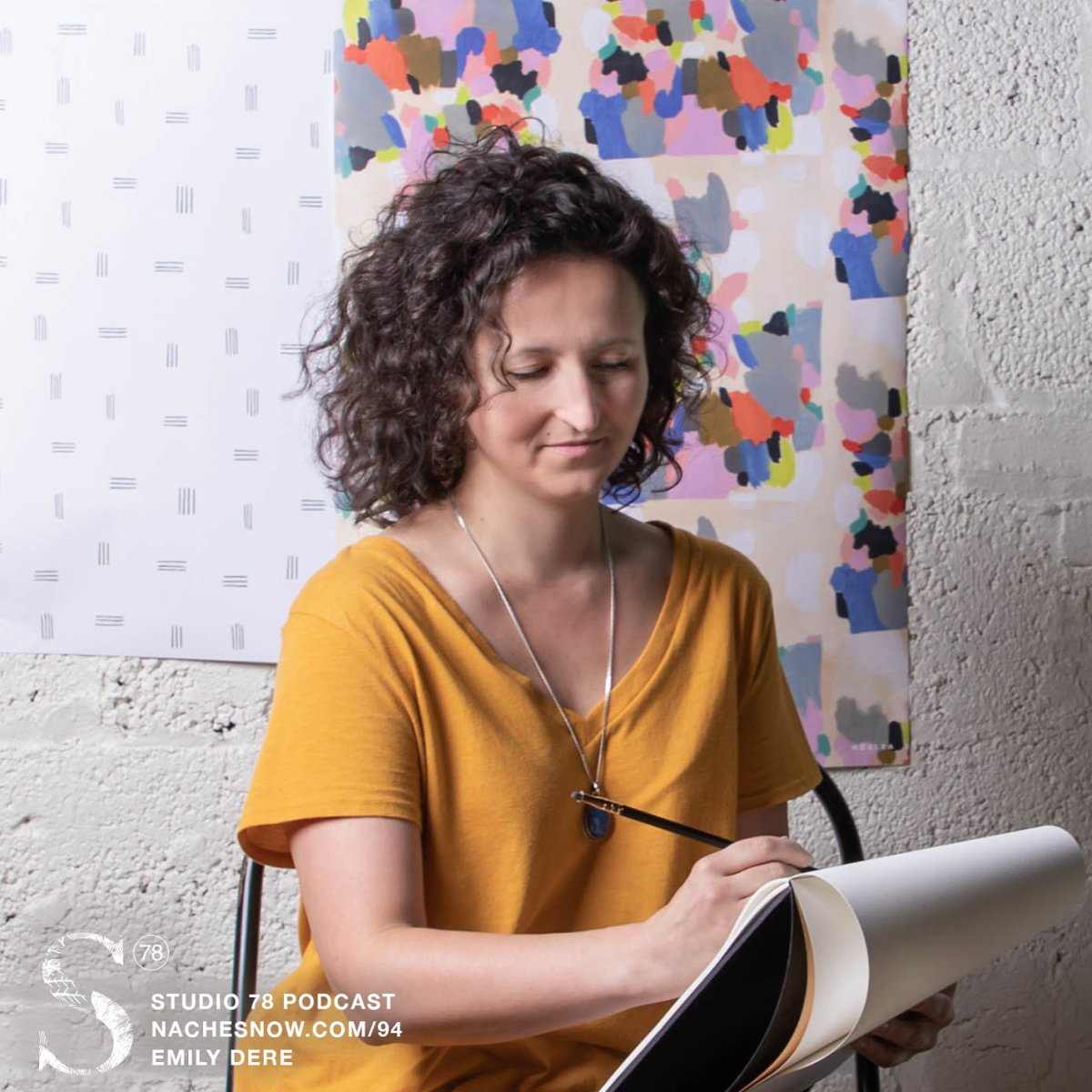 In this episode of the Studio 78 Podcast, I chat with illustrator Emily Dere about how she began selling her illustrated merchandise as a side hustle. Listen: https://bit.ly/34exK3t  #entrepreneur #creativewomen #womeninillustrationpic.twitter.com/b9jxWGRg5P