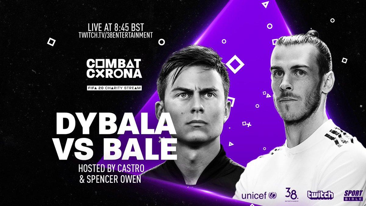 Gareth Bale @GarethBale11