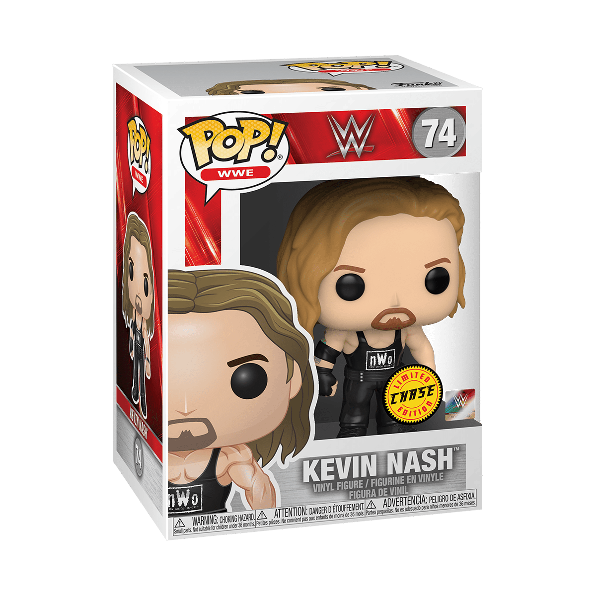 RT & follow @OriginalFunko for the chance to win a CHASE Kevin Nash Pop! #WrestleMania