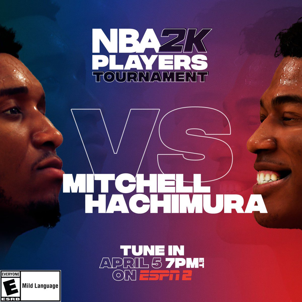 Excited to play basketball again! I'm playing in the #NBA2KTourney at 7pm ET on ESPN2 https://t.co/3lKv33O1Lm