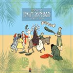 Image for the Tweet beginning:  Today is Palm Sunday! The
