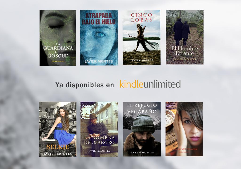 LEE MIS OCHO NOVELAS  Gratis con #KindleUnlimited #leeresvivir #LeerEsMiPlan  LA GUARDIANA DEL BOSQUE.  Si te gustan las novelas de misterio, ambientadas en la naturaleza.  ATRAPADA BAJO EL HIELO.  Una historia de amor que acapara críticas increíbles.  http://leer.la/JavierMontespic.twitter.com/HwE6olCJ28