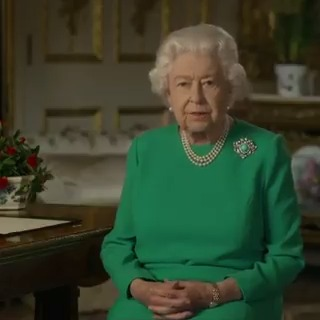 In case you missed the #QueensSpeech, heres the full version 👇 Her Majesty evoked memories of Britain's Blitz spirit as she likened the pain of the coronavirus lockdown to wartime separation, but promised the nation: We will meet again. Read more: telegraph.co.uk/royal-family/2…