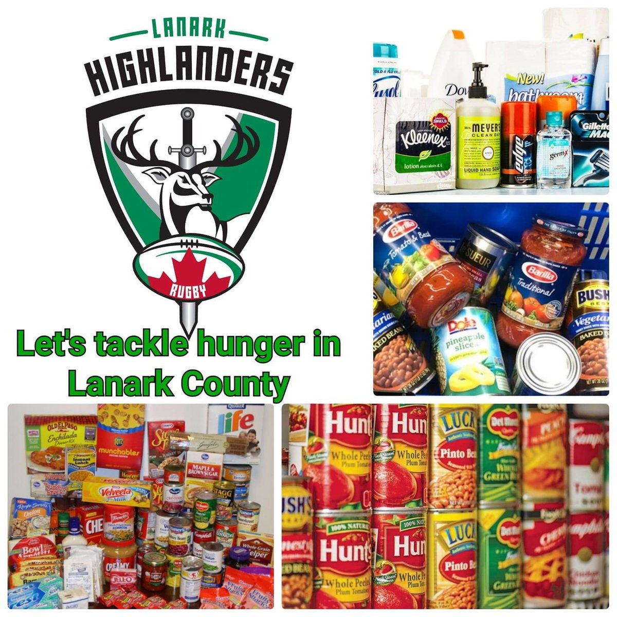 During our down time and isolation it's important to still give back. We have asked all players to drop some donations for the Lanark County Food bank (s) at the end of their driveways for pick up. #rugbyfamily #giveback @RugbyOntario @eorugby @RugbyCanadapic.twitter.com/Ki5dACvQ6Y