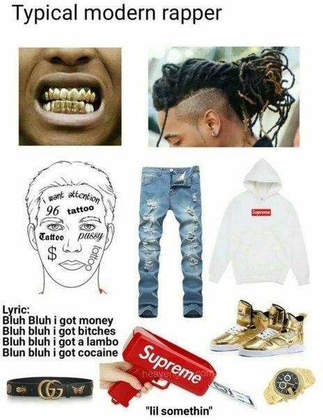 #rappers #rap #hiphop  + Mumble Rappers be Like:pic.twitter.com/dB43Lf1V20