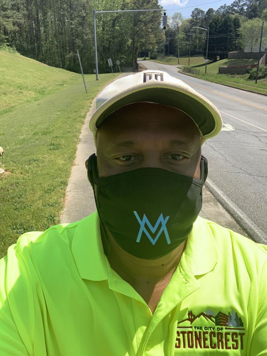 @plezWorld Walking... 2.2 miles #coronavirus workout #2