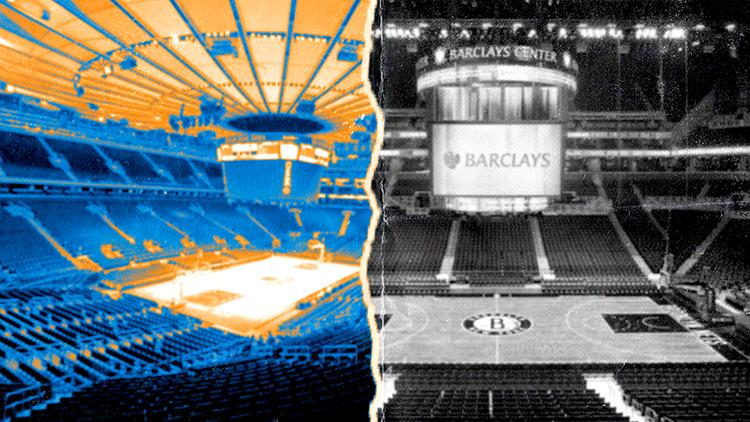 Who will be in a better spot in three years - the Knicks or the Nets? on.sny.tv/5vcTojG