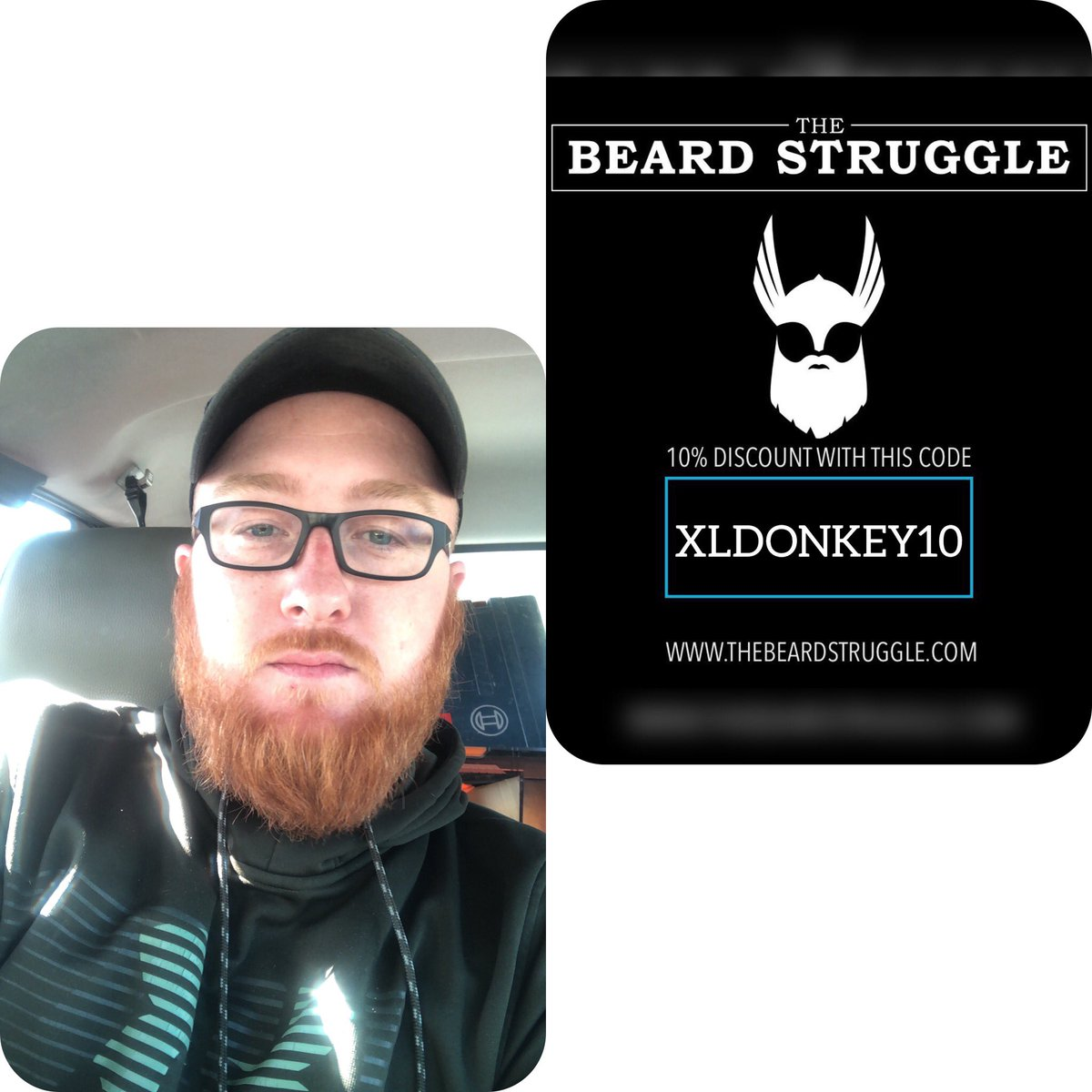 No matter how long or thick your beard is, The Beard Struggle's products will keep you beard clean and healthy!!   #thebeardstruggle #brandviking #beardedmen #beardlife #beardsoftwitter #BeardGang #BEARDSpic.twitter.com/06plS31aMR