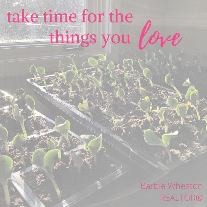 I LOVE gardening!  What are some activities you love to do?   #dowhatyoulove #lovewhatyoudo #worklifebalance #realtor #realtorlife #kootenays  https://www.instagram.com/p/B-nUdYwBl-u/?igshid=1g9t3h7audib2…pic.twitter.com/sf4lAIDztJ