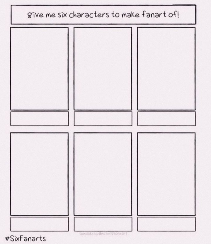 I'm bored and wanna draw, so, give meh some characters to draw 0w0 . . 4/5/20 . . . #SixFanarts #drawingidea #fun pic.twitter.com/lHbc4d5w3u