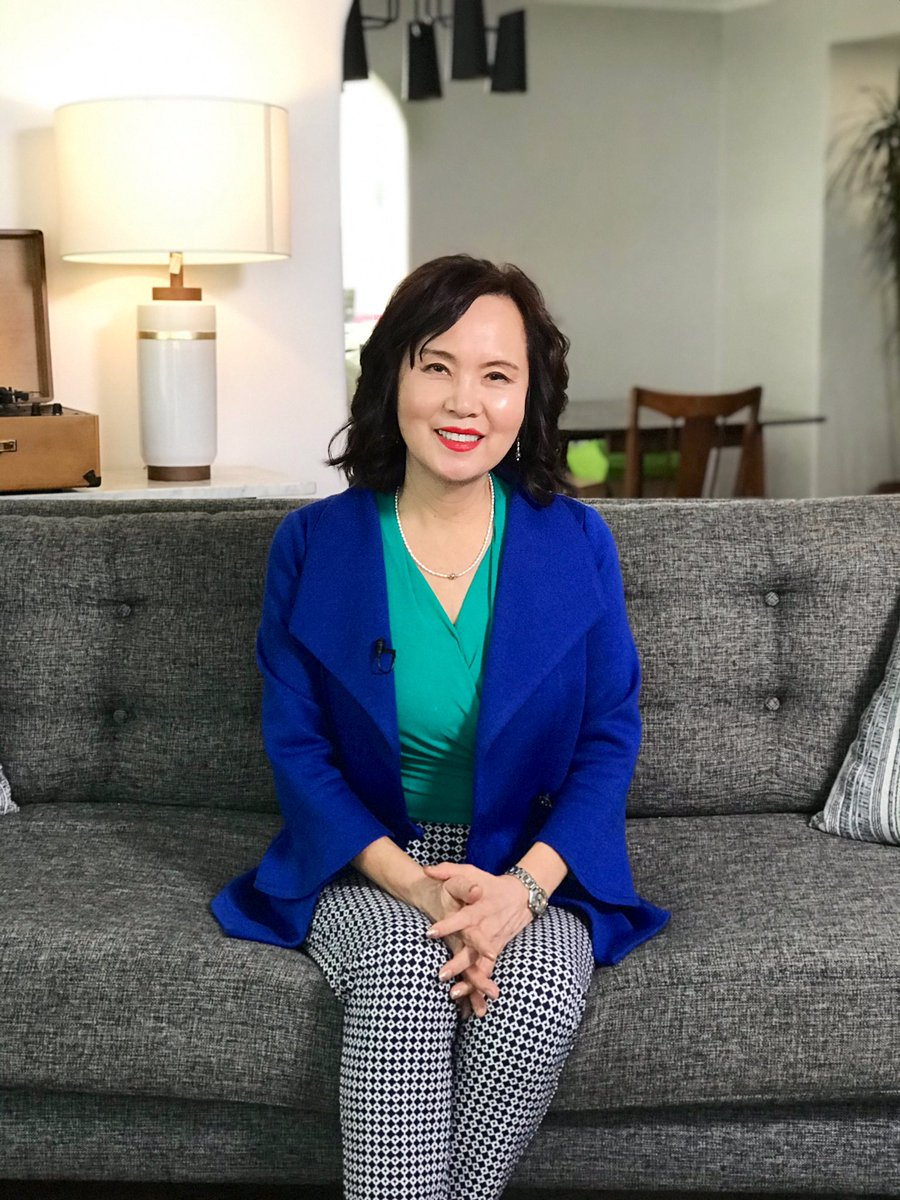 Anyway, just thought I'd share that it took my conservative, Christian, Korean mother over 30 years to get to this conversation, so it's possible for those who love you to grow with your gay journey.  Also, she HATES when I post our chats, so here's a pic of her being gorgeous: <br>http://pic.twitter.com/eVWEuhraVJ