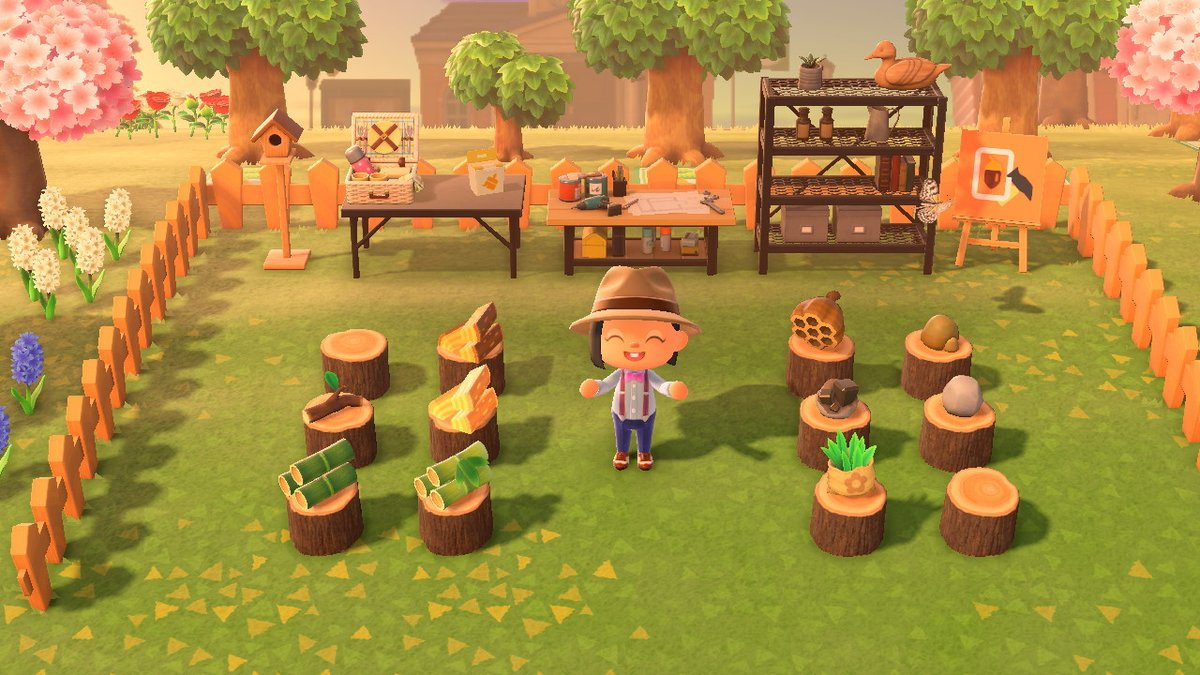 I have completed Phase One of my makerspace.  #AnimalCrossing  #ACNH <br>http://pic.twitter.com/f9hx4vOArF