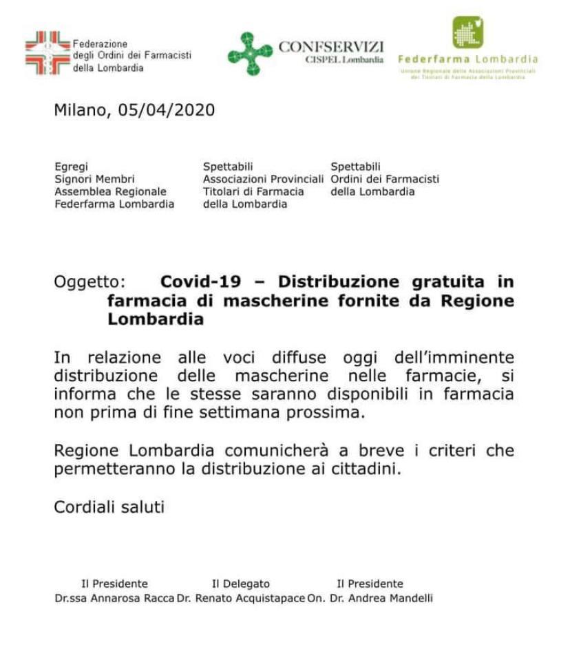 #RegioneLombardia