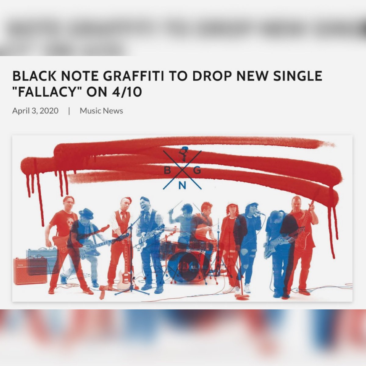 """Shoutout To @ImMusicMag For Their """"FALLACY"""" Article ~Check Out The LINK Below: https://im-musicmagazine.com/f/black-note-graffiti-to-drop-new-single-fallacy-on-410… @ChuckAlkazian @unleashedmusic @GinaJuliano @Pearlcrazian  . .  #music #rock  #rockmusic #musician #singer  #newmusic #Blacknotegraffiti #stream #spotify #applemusic #SoundCloudpic.twitter.com/y4zJC6r6LK"""