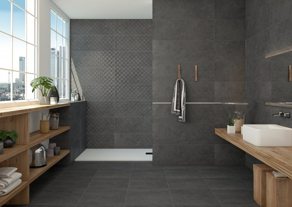 Architectures Ideas On Twitter Mind Blowing Grey Bathroom Ideas What Do You Think About The Bathroom In A Grey Color Here Are The Best Grey Bathroom Ideas To Implement In Your Bathroom