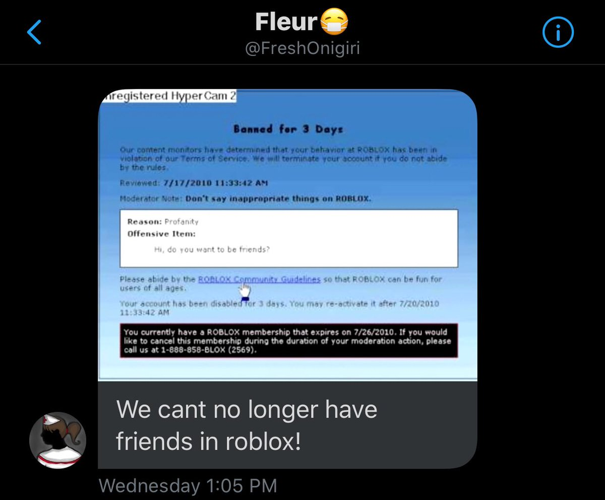 News Roblox On Twitter Having Friends Has Been Banned From Roblox