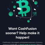 Image for the Tweet beginning: Bitcoin Cash transactions will soon
