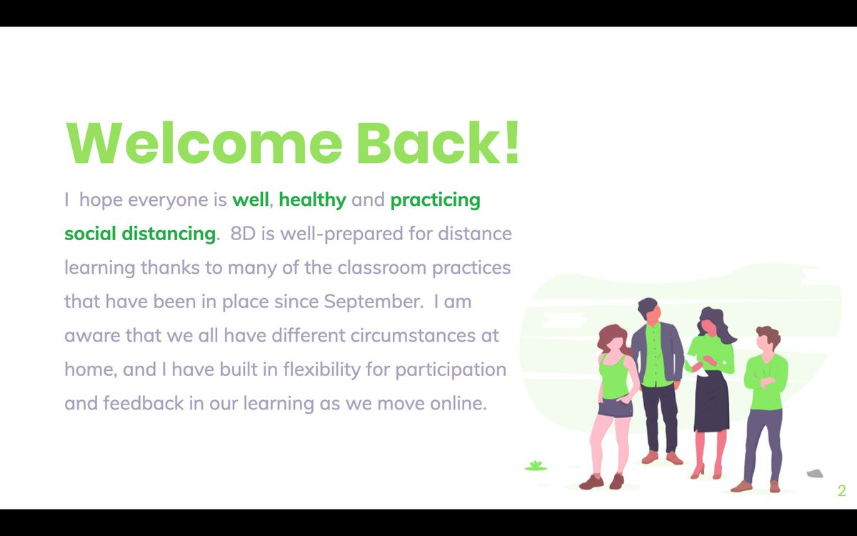 After weeks of thinking about #distancelearning, my plan is: pre-recorded lessons so that Ss can work at their own pace, office hours to give Ss a chance to ask questions in real-time and gradually easing Ss back into learning. The goal is to provide #flexibility for learners. pic.twitter.com/UI8wdcuBhX