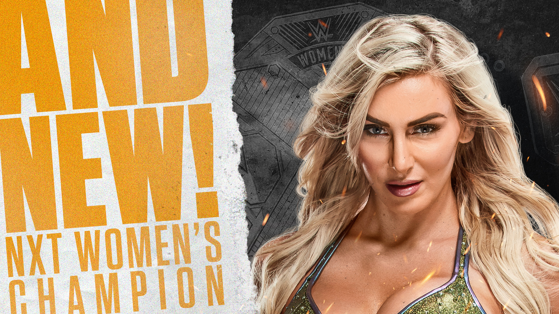 Drew McIntyre And Charlotte Flair Become New Champions At WWE Wrestlemania 3