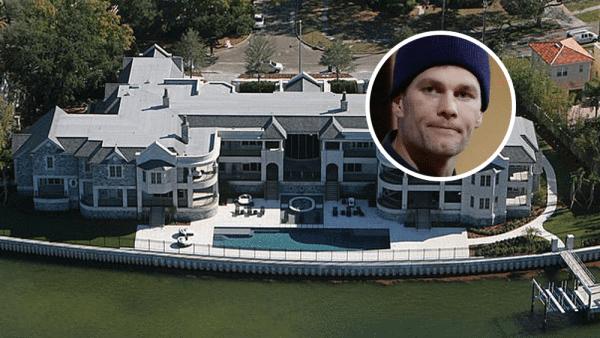 Tom Brady is renting Derek Jeter's former mansion in Tampa Bay bit.ly/2xNHOUW