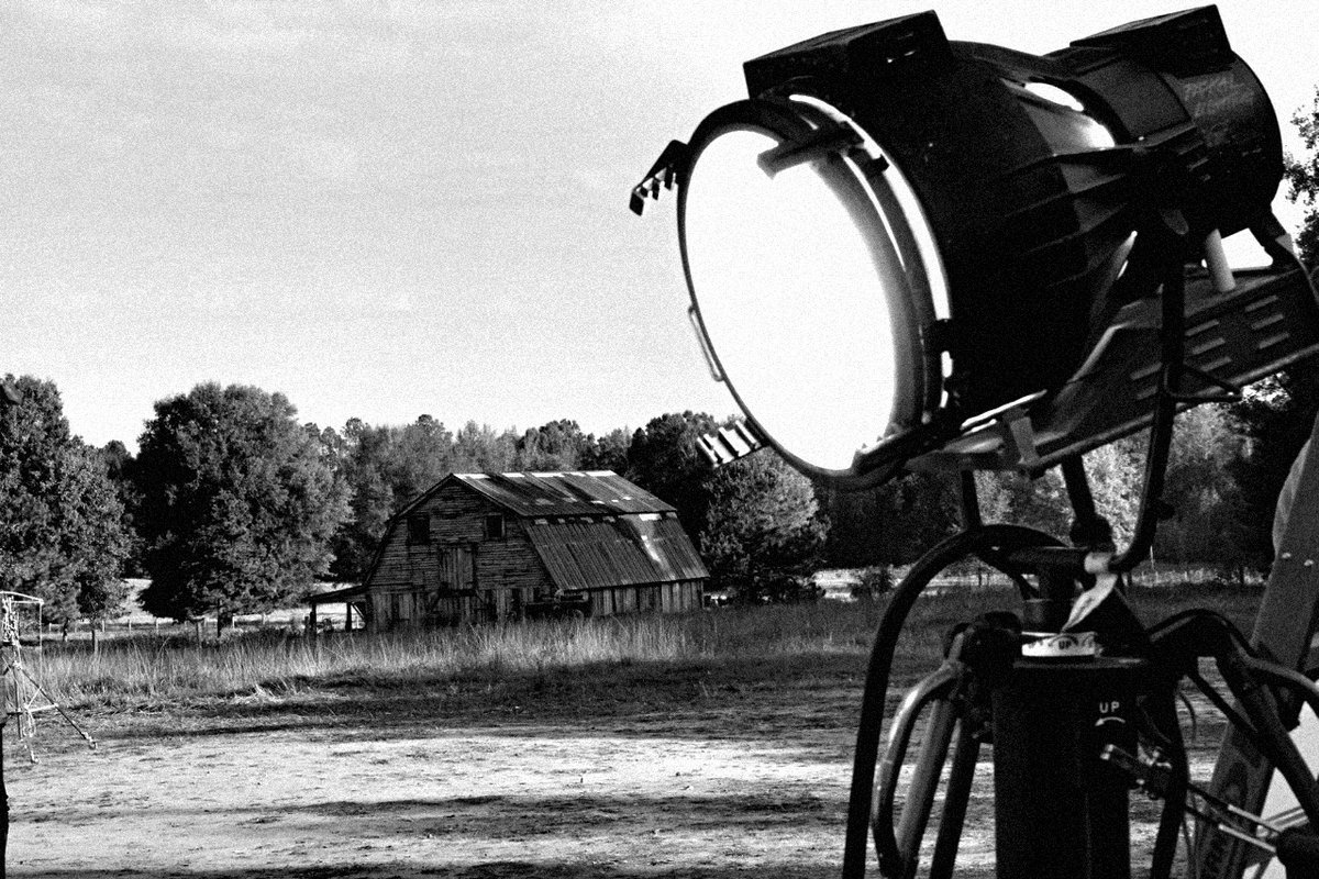 #BehindTheScenes 📷 Hershels Barn #TheWalkingDead #TWD