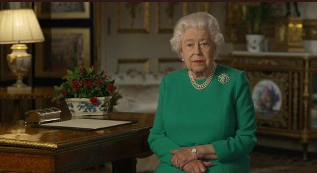 #queensspeech