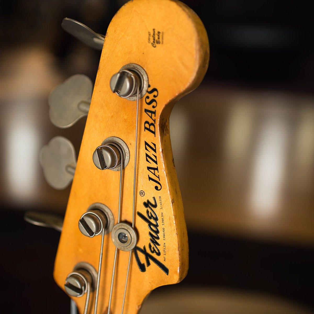 "George Gershwin said, ""Life is a lot like jazz… it's best when you improvise."" What's your dream @Fender Jazz Bass? https://buff.ly/2wUPfcG #chicagomusicexchange #thebassment #fender #jazzbass #dream #georgegershwin #basstalk #bassplayer #tonemob #knowyourtone #gearwirepic.twitter.com/7qfBfcIzi5"