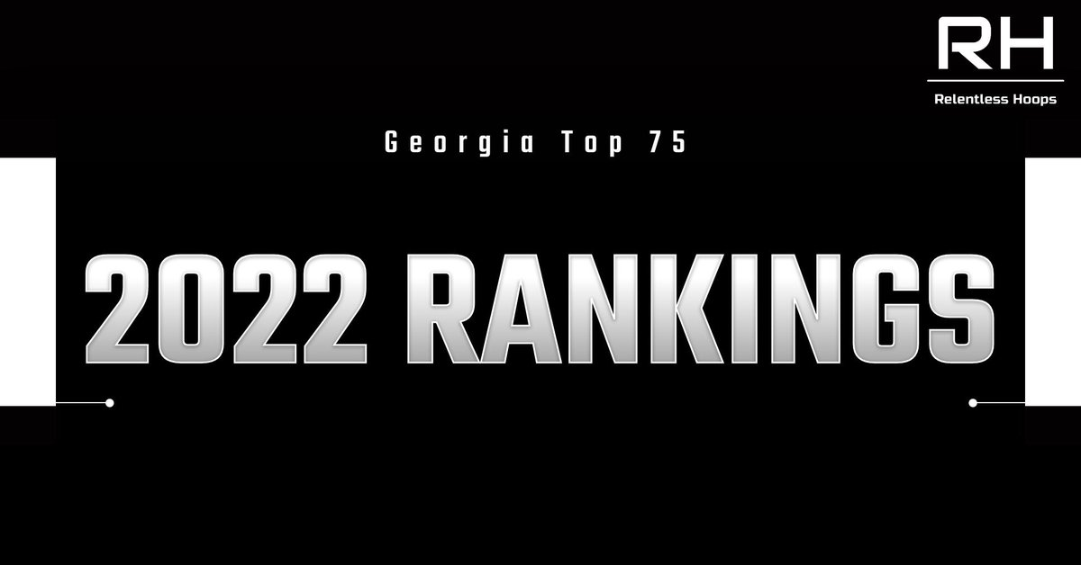Our first set of rankings, a Top 75 for Georgia's 2022 class, have been published. This is a deep, talented class in the Peach State that will have lots of movement the next 2 years.  To complete the Top 100, an alphabetical Next 25 list is also included.  https://t.co/It9RnI8QtY https://t.co/qExmopAHnP
