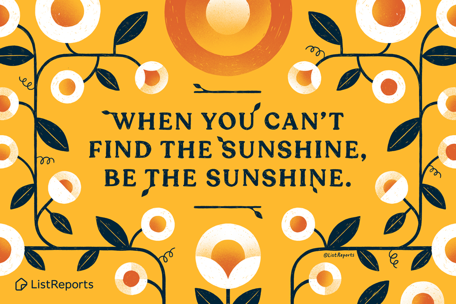 With all that is happening in the world, let's take a moment to bring the sunshine to one another. Please share a bit of good news or a memory that makes you smile. #happiness #thehelpfulagent #houseexpert #happy #realtoraaron #realestate #realestateagent #inthistogetherpic.twitter.com/xjS84dCo3S