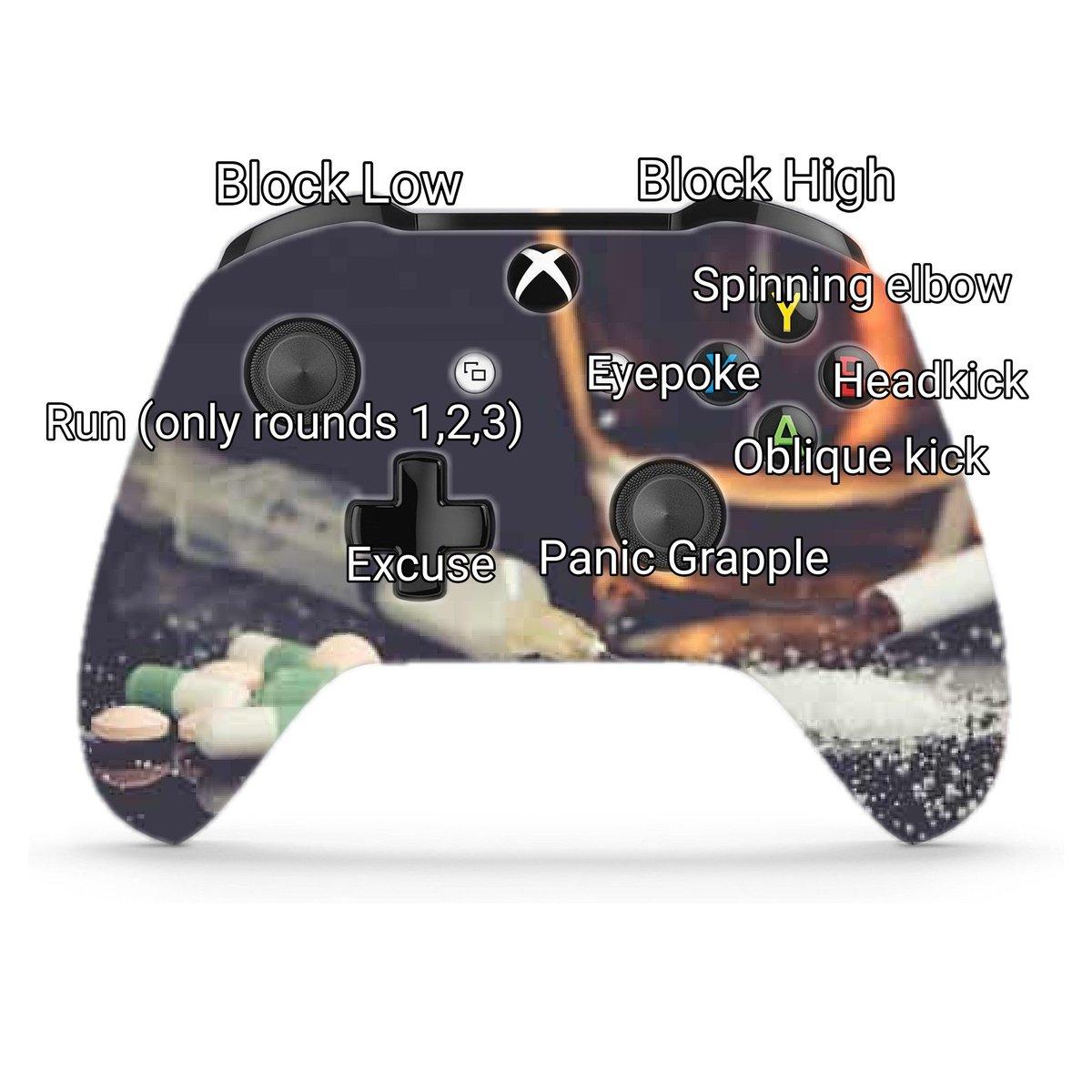 Xbox Controller: Jon Jones edition