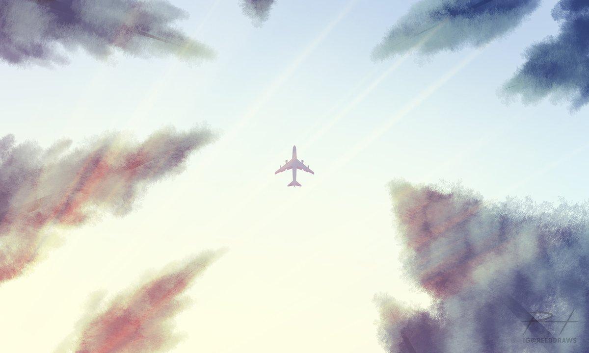 20.04.05 Fly By #DailyArt #DigitalArt #Travelpic.twitter.com/bXNEkyJRgT