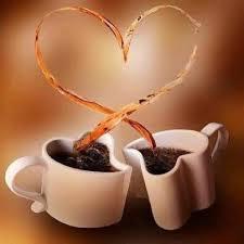 Je cherchais les optimistes et bien évidemment je les trouve chez Madeleinebleue ! Bonne humeur au programme avec un joli café à  partager !  J'en profite pour faire justement ma pause café ! Avec un peu de Brel.... pic.twitter.com/O5MdpcYTiP