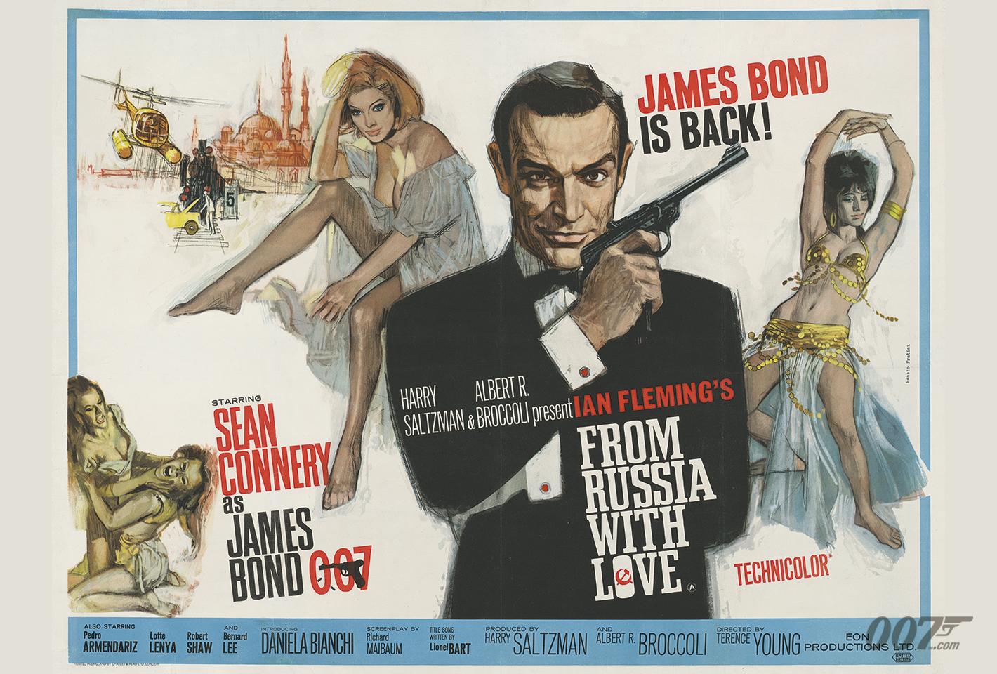 007 ロシアより愛を込めて